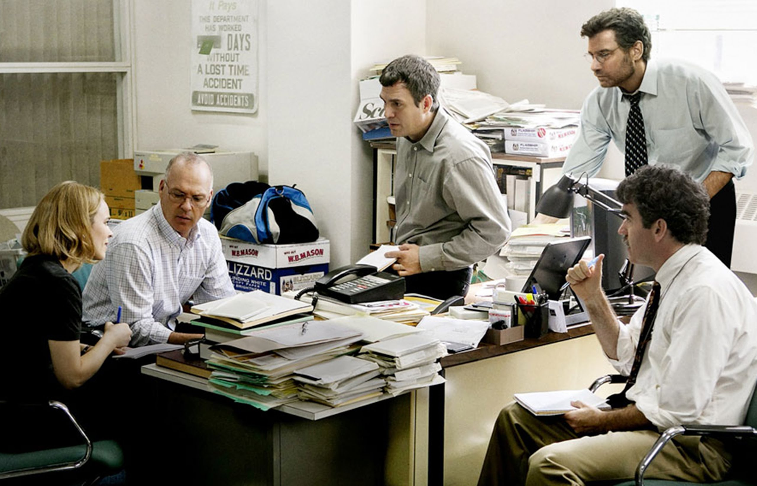 Journalism movies: Spotlight