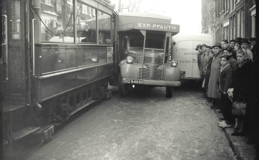 Photo: City archive Amsterdam