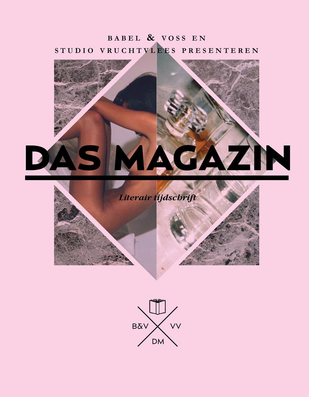 Een nieuw literair tijdschrift is hier…., Das Magazin!