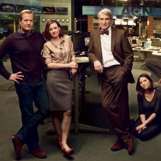 The New Yorker verpest voorpret voor The Newsroom