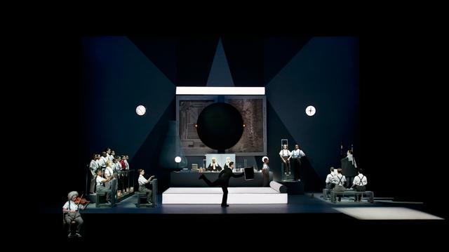 Het Proces. Foto: De Nederlandse Opera