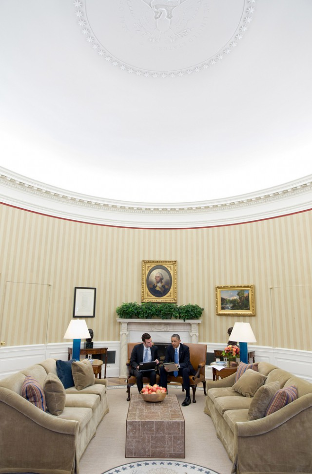 Foto: The White House / Pete Souza