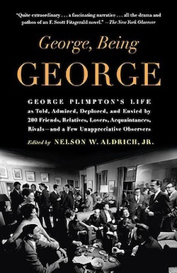 Nelson W. Aldrich – George, Being George (2008) George Plimpton was de eerste hoofdredacteur van The Paris Review, maakte participerende journalistiek groot en organiseerde legendarische feestjes met gasten als Capote en Kennedy. Leer hem via dit boek kennen.