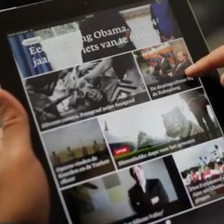 Met Reader neemt NRC afscheid van eeuwenoude krantenmal
