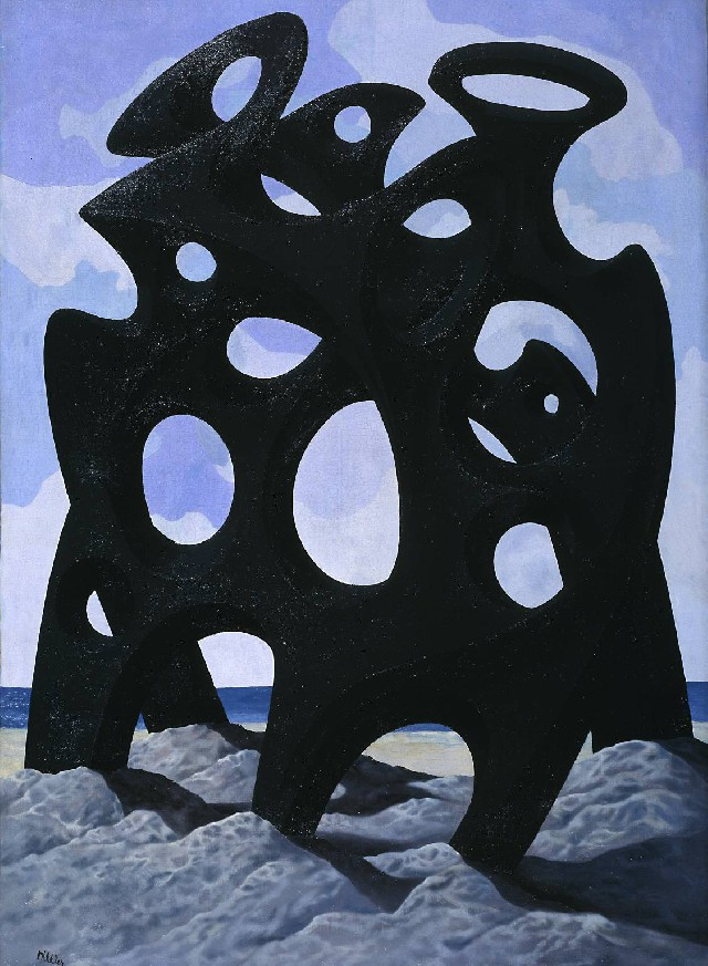 Variation on the Form of an Anchor 1939 by Tristram Hillier 1905-1983