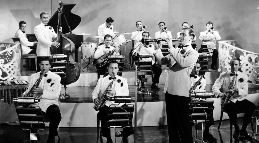The new Wordpress is named after Benny Goodman