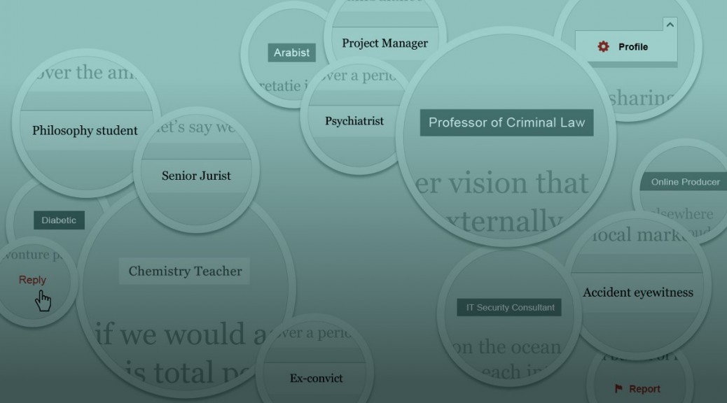 expertise titles on de correspondent overview