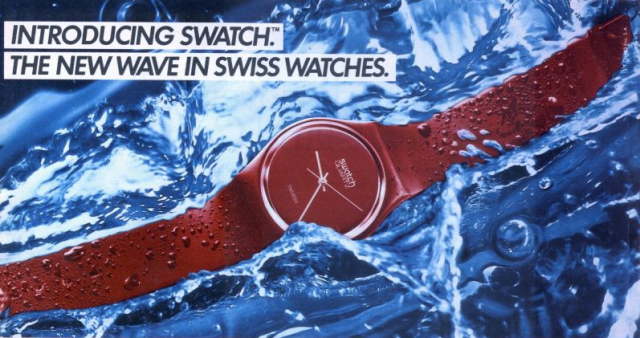 Newspapers should launch their own Swatch