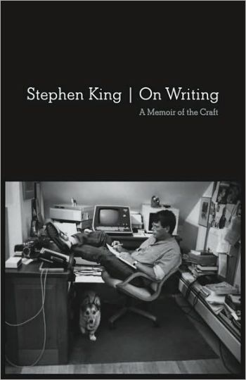 Stephen King On Writing book cover