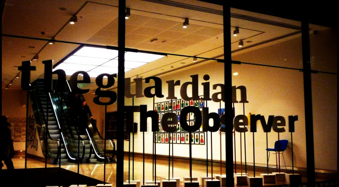 Ophan: An Inside Look Into The Guardian's Analytics Tool