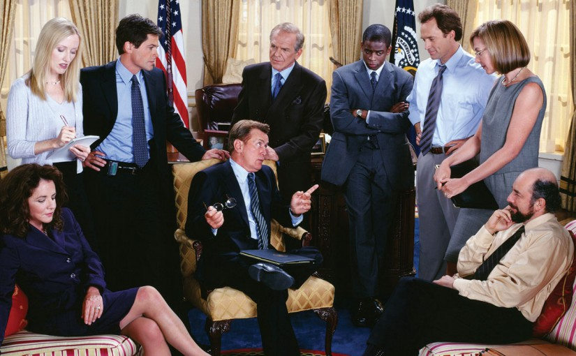 Some thoughts after 3.5 years of watching The West Wing
