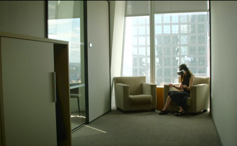 Spectaculaire virtual reality-app van The New Yorker!