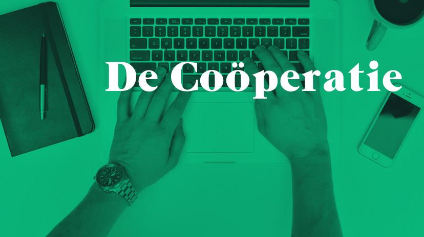Freelance journalisten verenigen zich in De Coöperatie