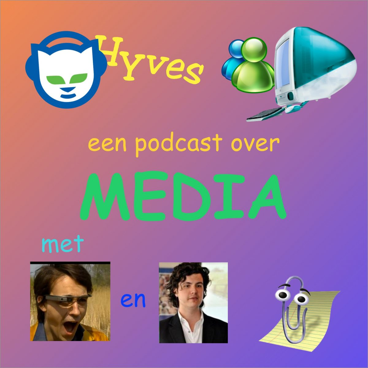 Een Podcast over Media – met Alexander Klöpping & Ernst-Jan Pfauth