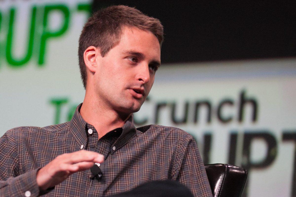 Maak kennis met de oprichter van Snapchat