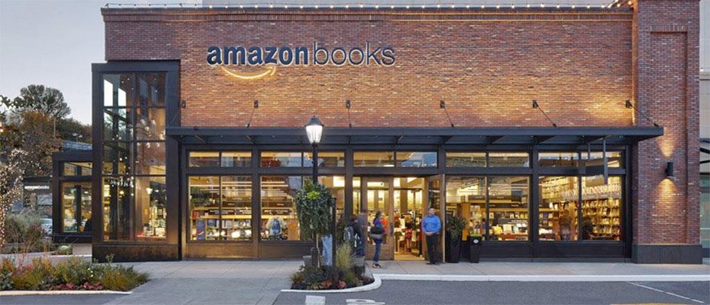 Waarom opent Amazon fysieke boekwinkels?