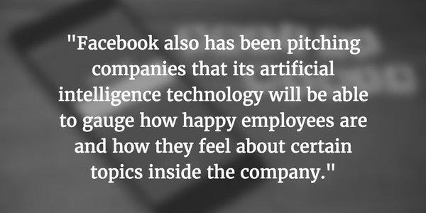 Facebook komt ook met een Slack-kloon. En die is eng.