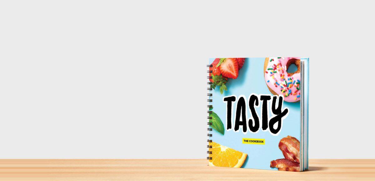 Buzzfeed zet miljoenen om met gepersonaliseerd kookboek van Tasty