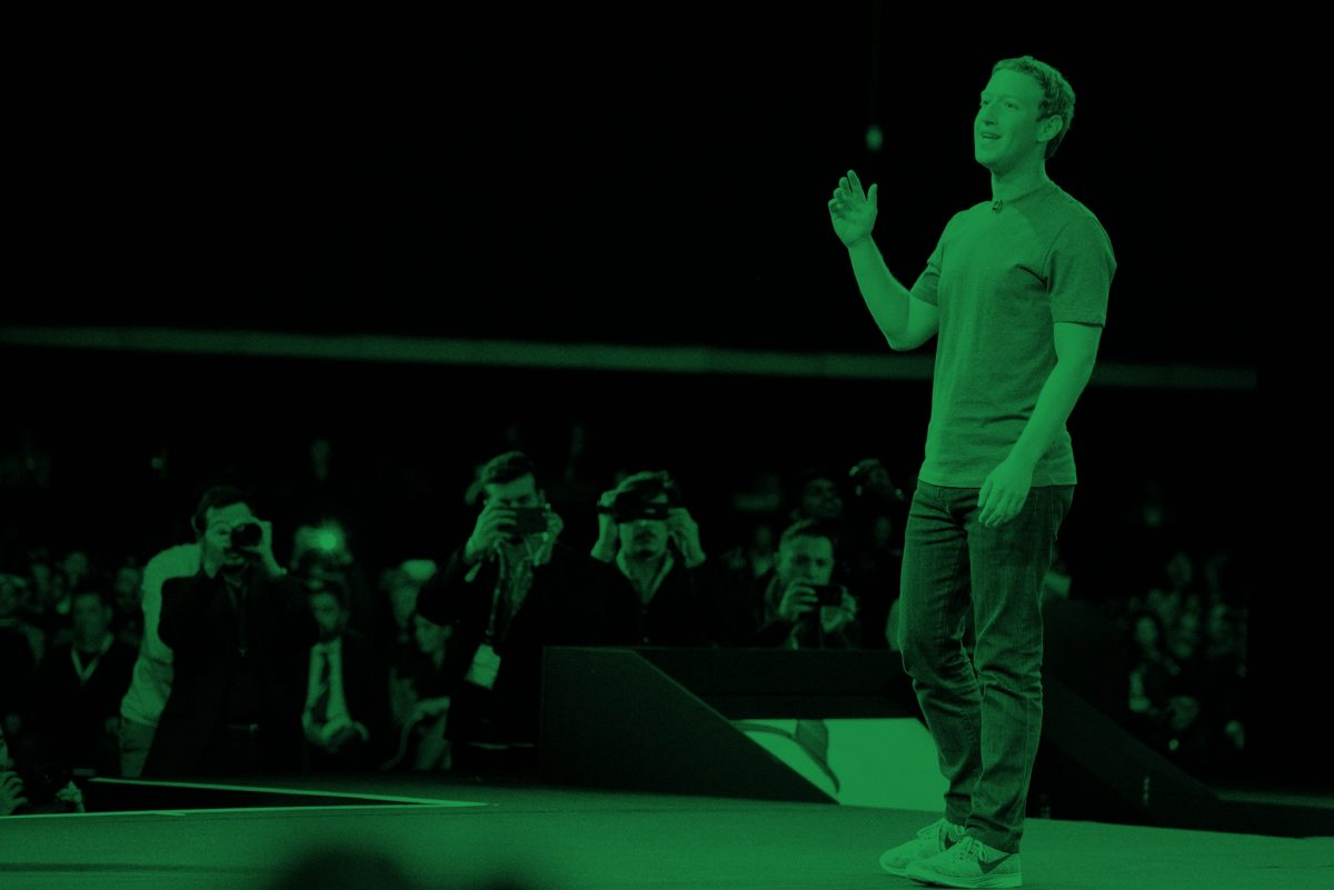 Facebook heeft een nieuwe taak voor zichzelf bedacht