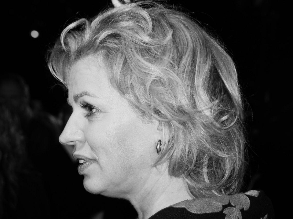 Annejet van der Zijl in 2011 op een première